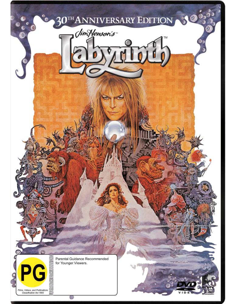 Labyrinth NZ DVD DLX RNST D CMYK