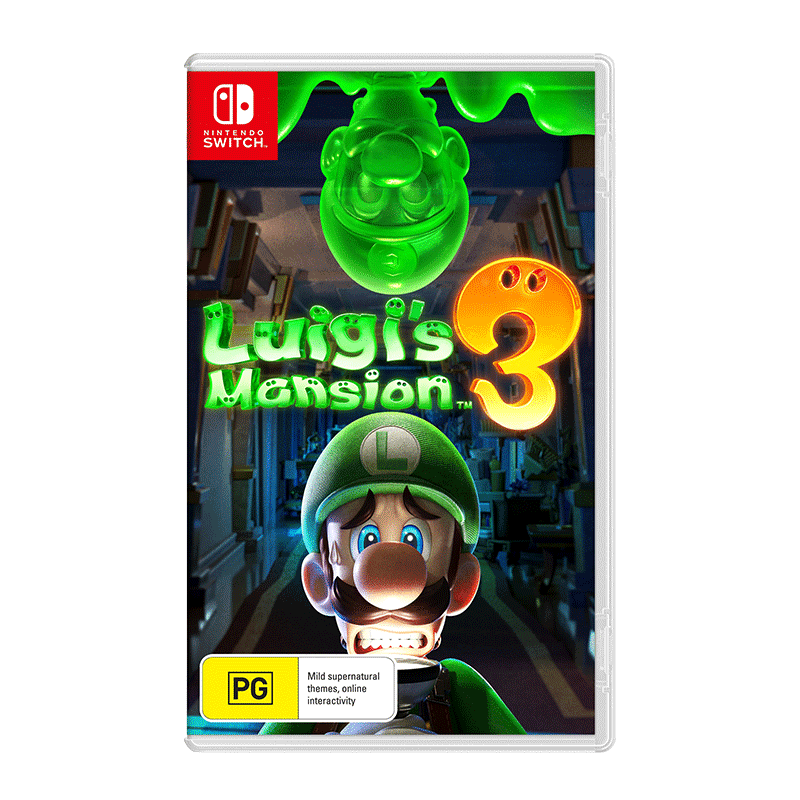 Luigis Mansion 3 NSW