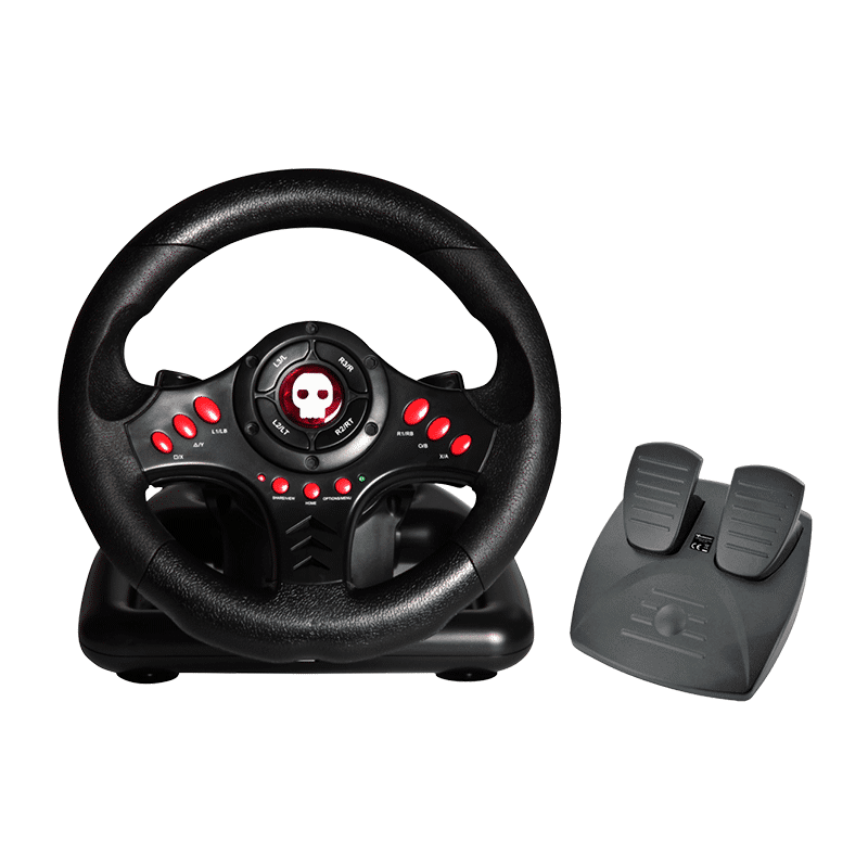 Numskull Steering Wheel Front