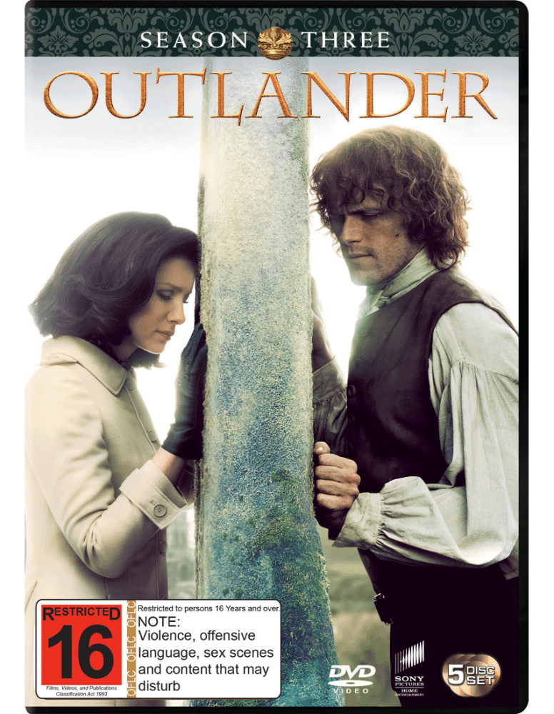 Outlander S DP DVD D