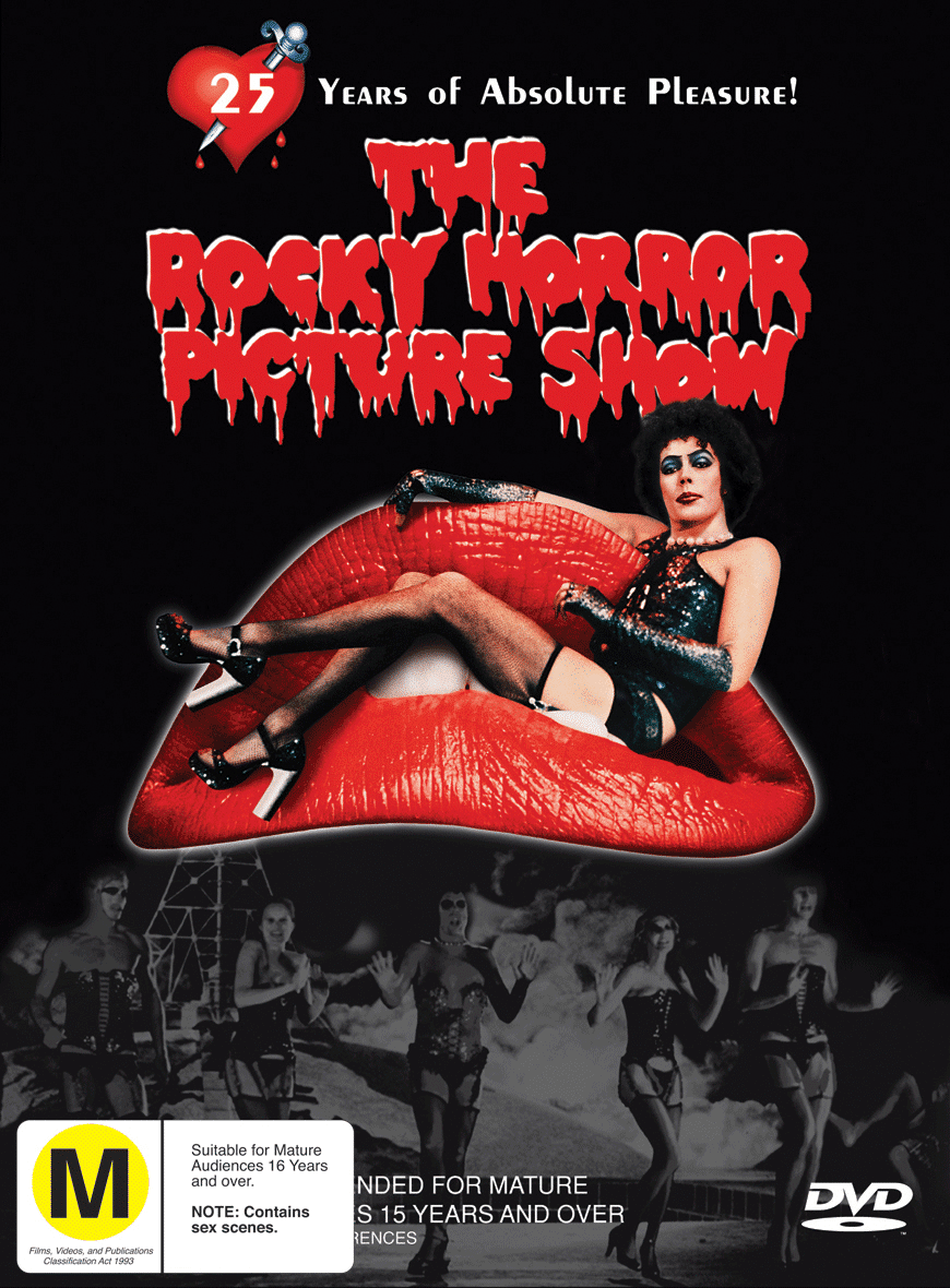 Rocky Horror th Anniversary R F