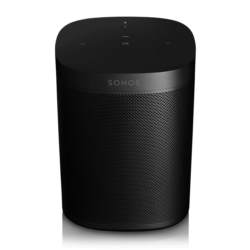 Sonos One Black Front