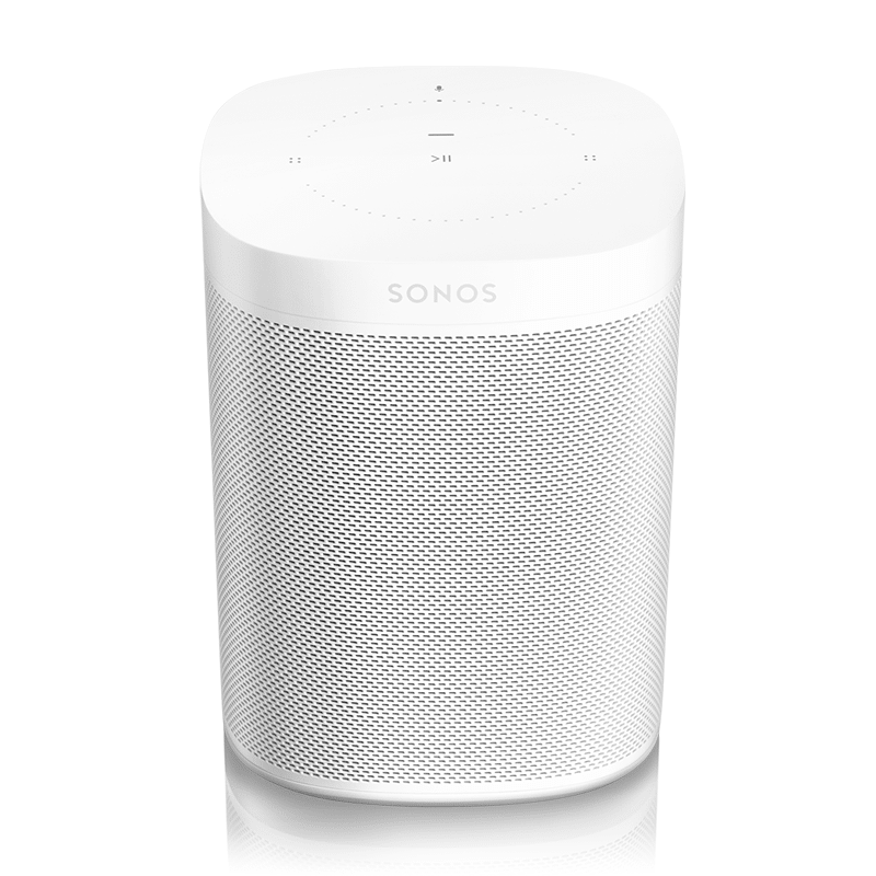 Sonos One White Front