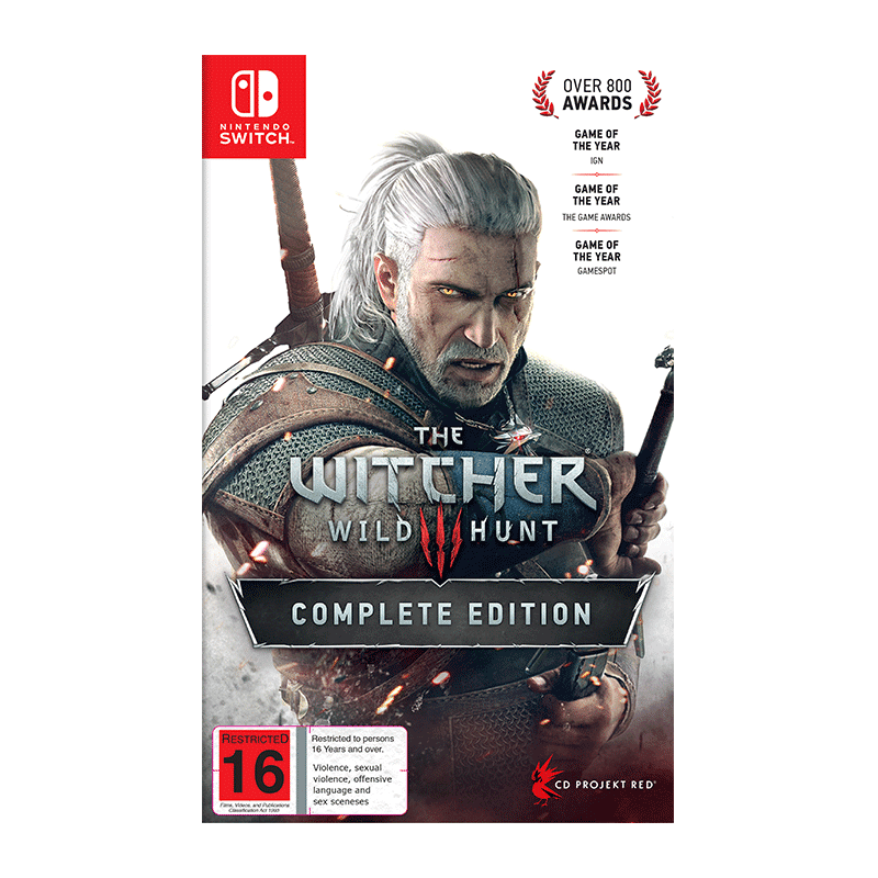 Witcher 3 Complete NSW