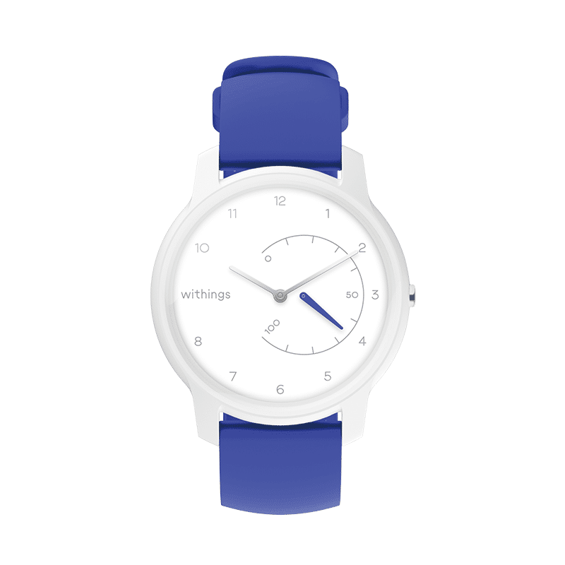 Withings Move Blue