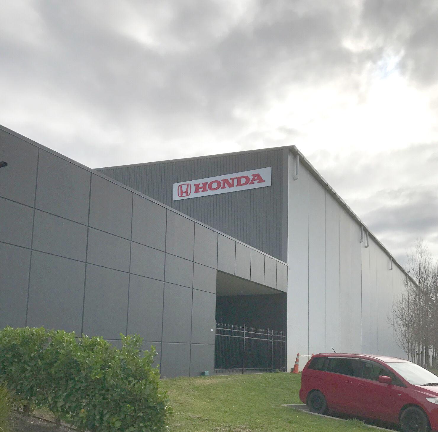 Honda Highbrook Completed photos  x