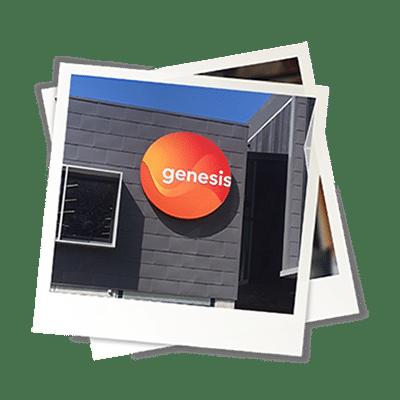 Testimonial Polaroid Genesis Edit