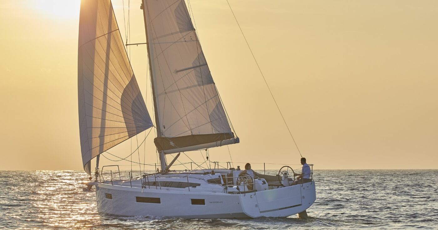 Jeanneau Sun Odyssey Orakei Marine