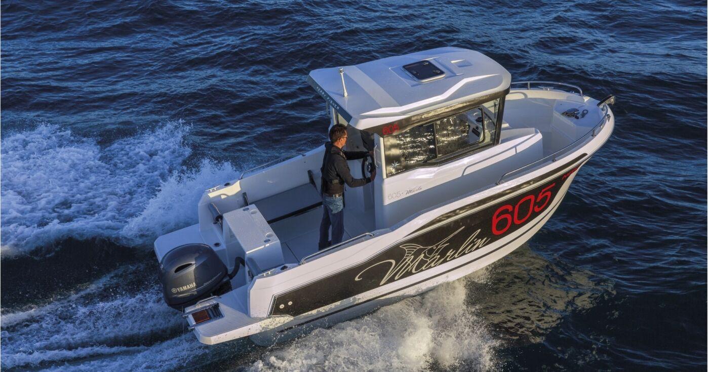Jeanneau Merry Fisher 605 Marlin 1