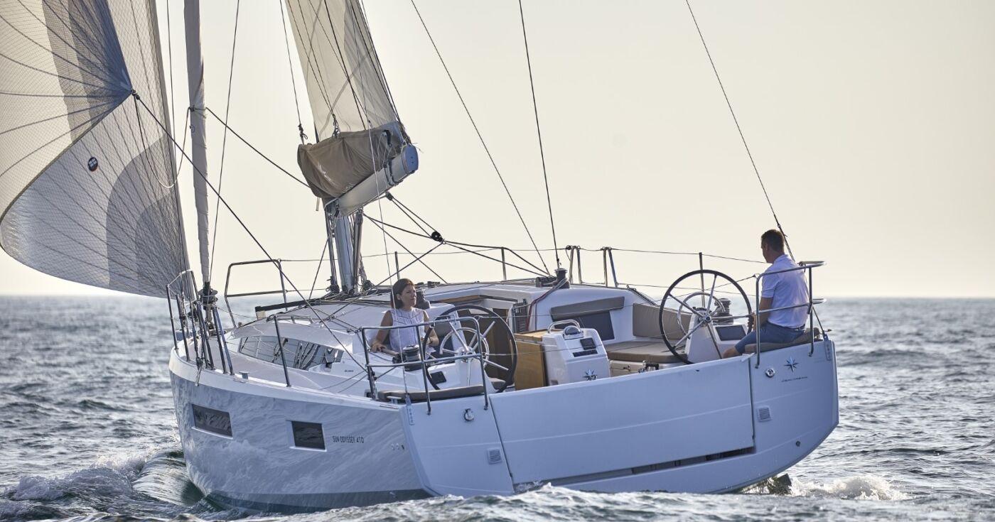 Jeanneau Sun Odyssey Orakei Marine 1