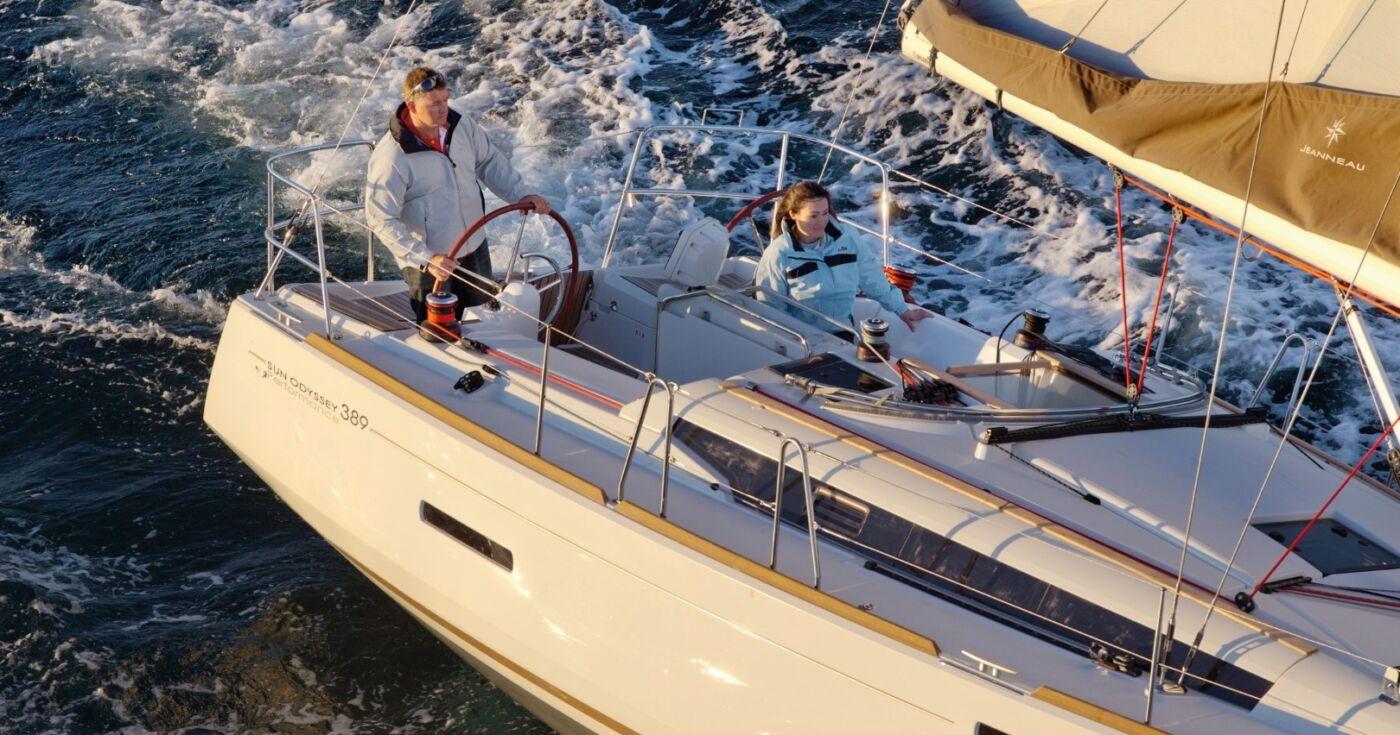 Sun Odyssey 389 Orakei Marine 5