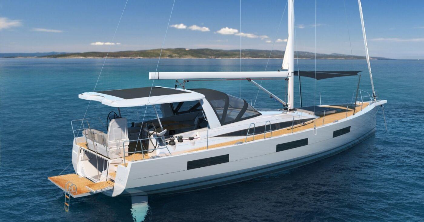 Jeanneau Yacht 60 Orakei Marine 3