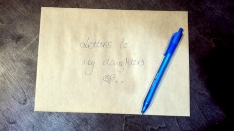 1 Letter to my daughters 001