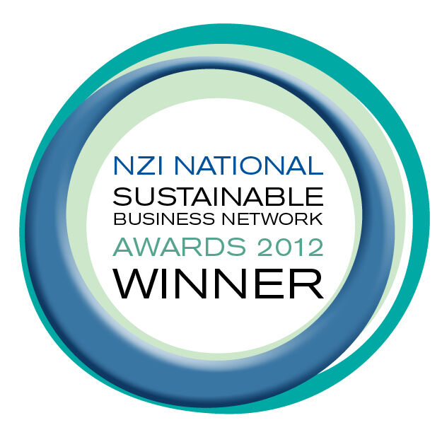 SBN Awards 2012 Winners Badge