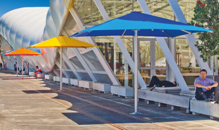 Commercial Outdoor Umbrellas Auckland