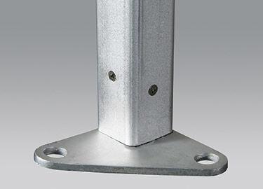 Hardened Aluminium Gazebo Feet