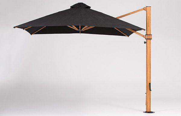 Woodgrain Cantilever Umbrella