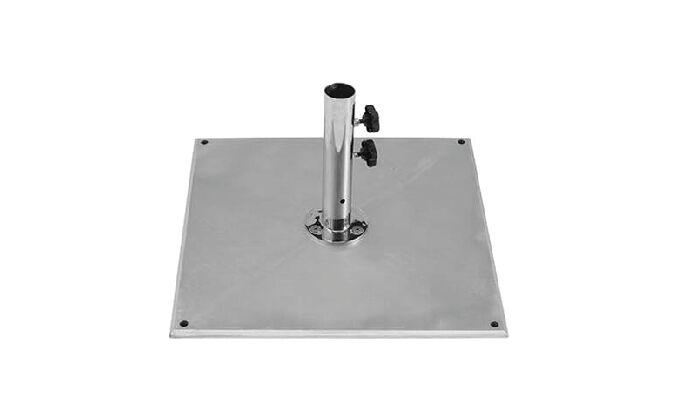 35kg Galvanised Steel Outdoor Umbrella Base
