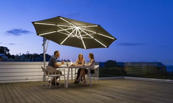 Stellar cantilever umbrella hero 3