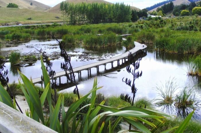Eco Sanctuary and Boardwalk