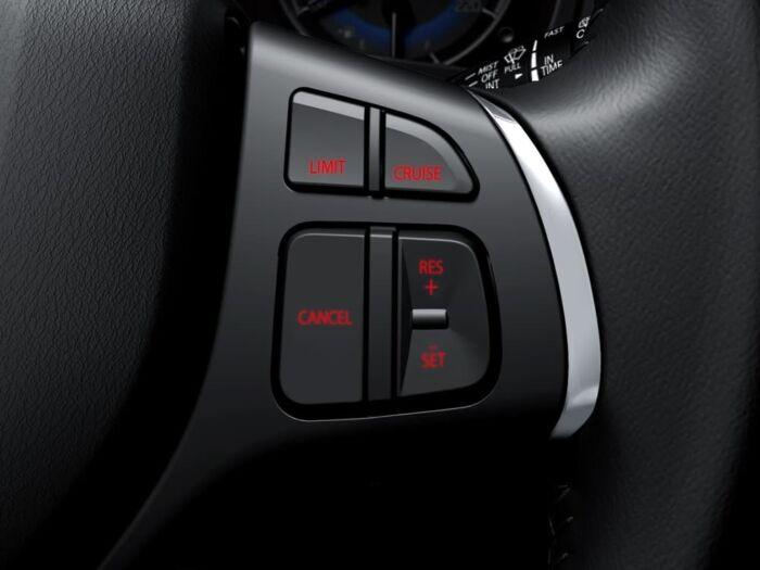 baleno steering wheel controls