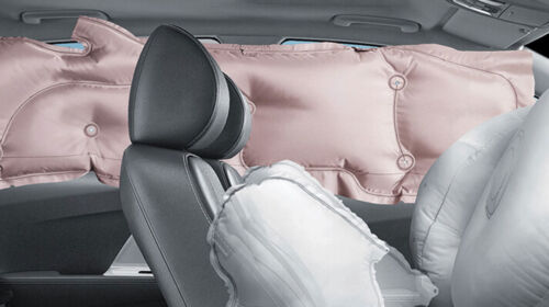 kia niro ev airbags