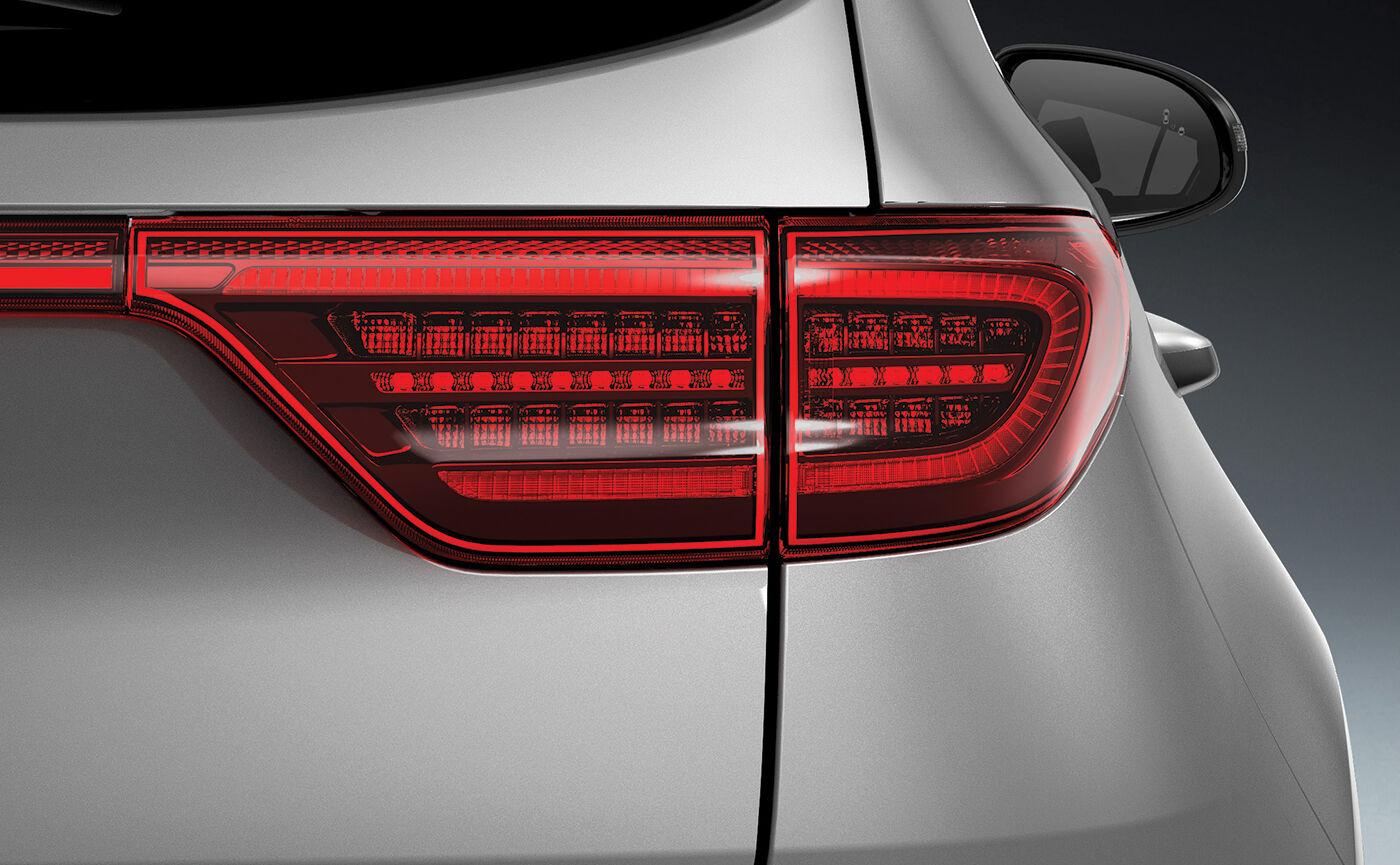 kia sportage rear light