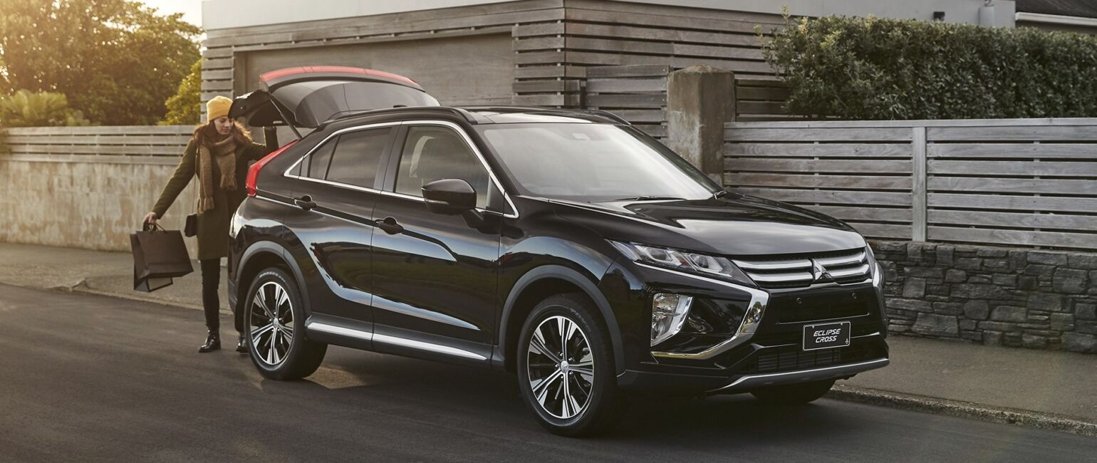 mitsubishi eclipse cross hero