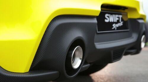 suzuki swift sport exhaust