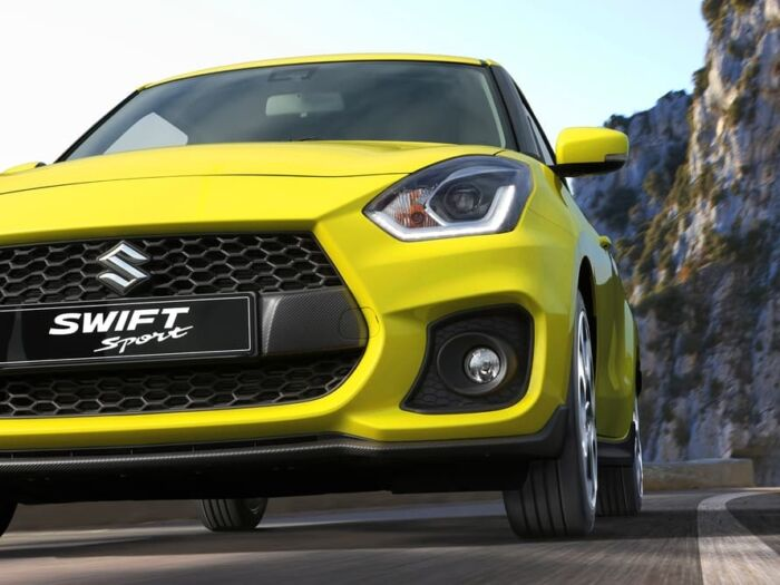 suzuki swift sport headlight