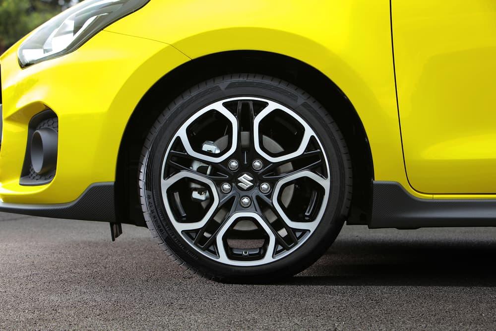 suzuki swift sport wheel