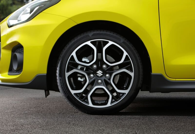suzuki swift wheel