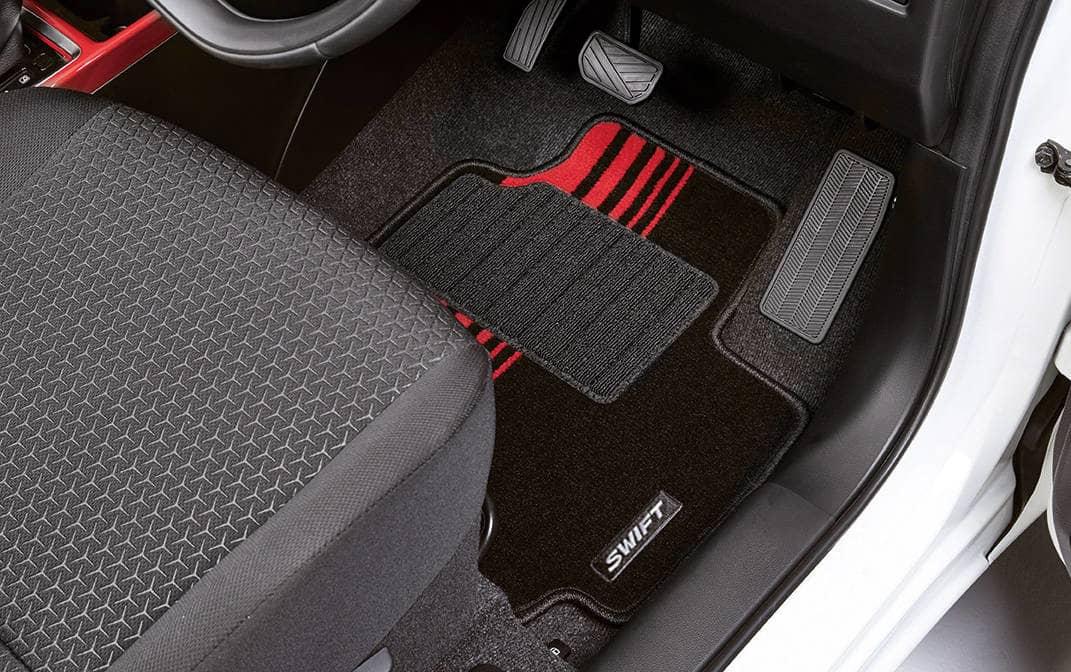 swift hybrid pedals